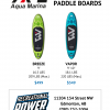 Paddle Boards Overview