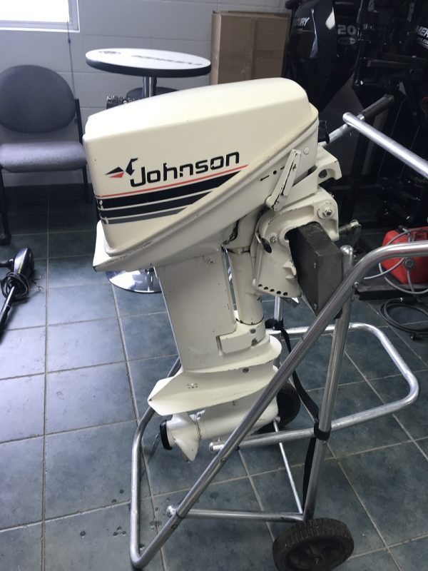 1985 Johnson 9.9HP Outboard