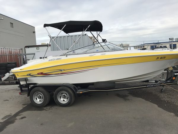 2005 Four Winns Horizon 190