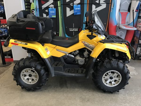 2006 Can-Am Outlander 650