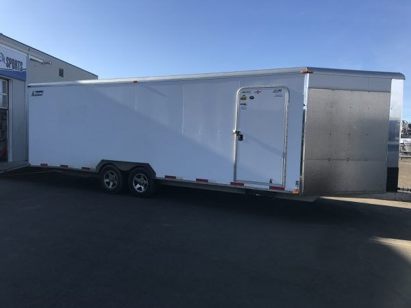 2009 Triton Enclosed Trailer