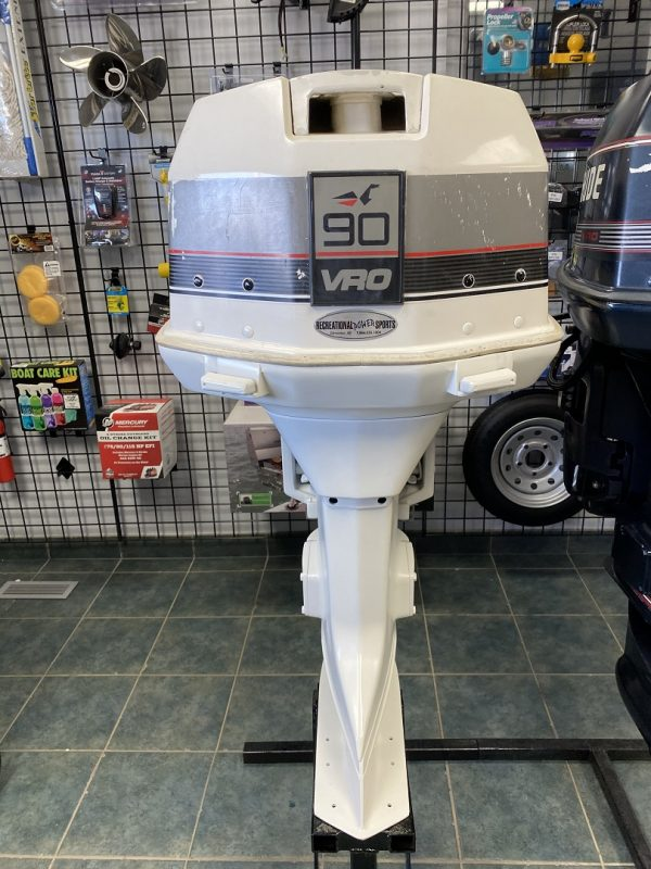 1987 Johnson 90HP Outboard