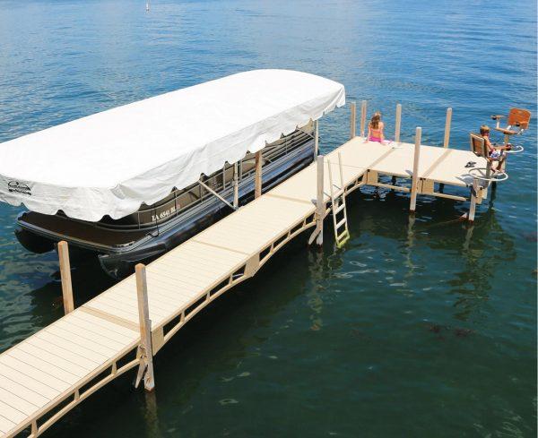 ShoreStation ShoreBridge Docking