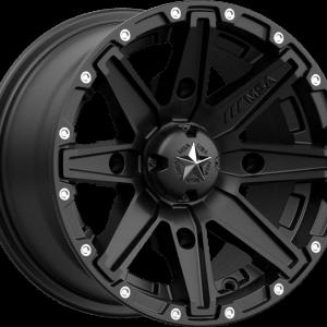 MSA M33 Clutch (Satin Black)
