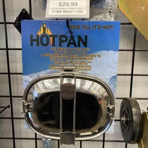 HotPan Snowmobile Exhaust Cooker