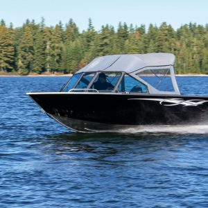 RH Aluminum Boats